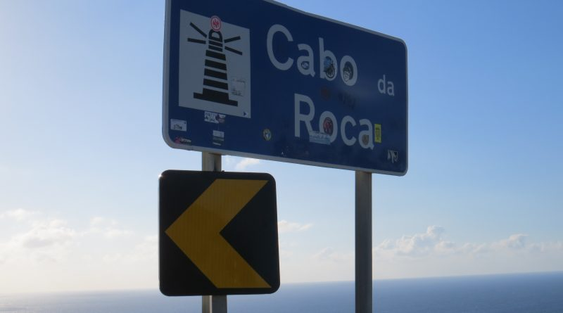 "The Westernmost Point of Europe ""Cabo da Roca"""