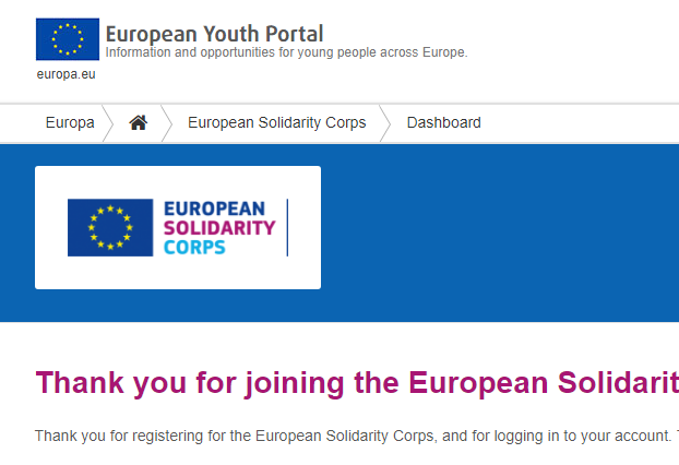 EVS Ends! About The New Program : European Solidarity Corps –Detailed Review–